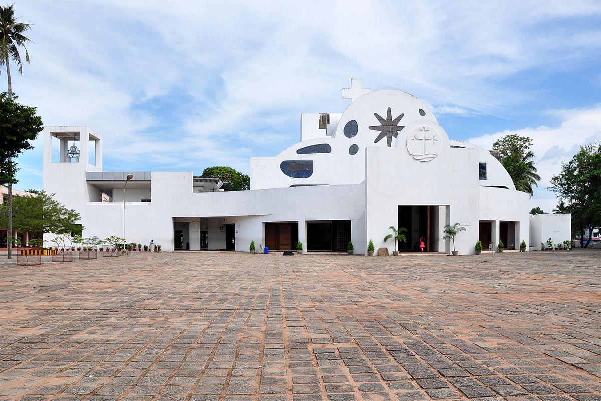 kirk church chennai