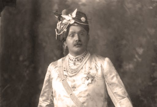 An Indian Maharaja''s Polish Legacy