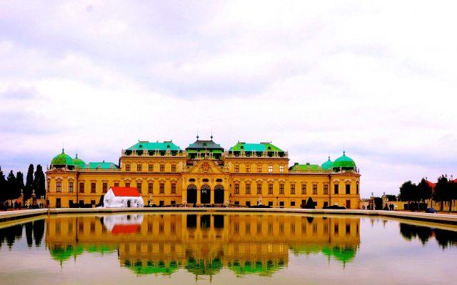 Waltzing to Vienna