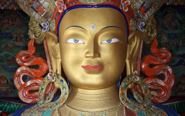A-Z of Buddhism