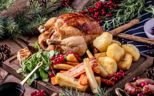 The Tale of Christmas Nutrition