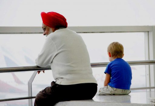 RESPECTING ELDERS starts from home