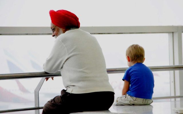 RESPECTING ELDERS starts from home
