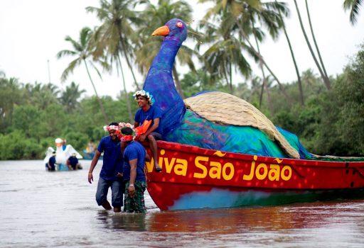 Sao Joao Festival – Goa