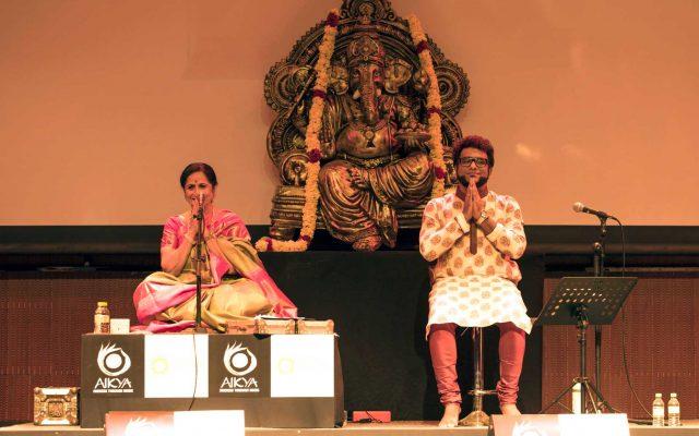 Oneness through music – Aikya in Coimbatore